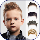 Boy Hair Changer 男孩发型 年 icon