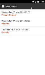 Smart Patient Care screenshot 3