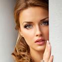 beautiful girl wallpaper icon