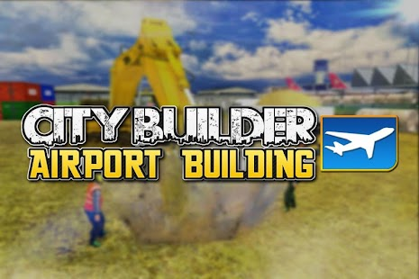City Builder:Airport Building - náhled