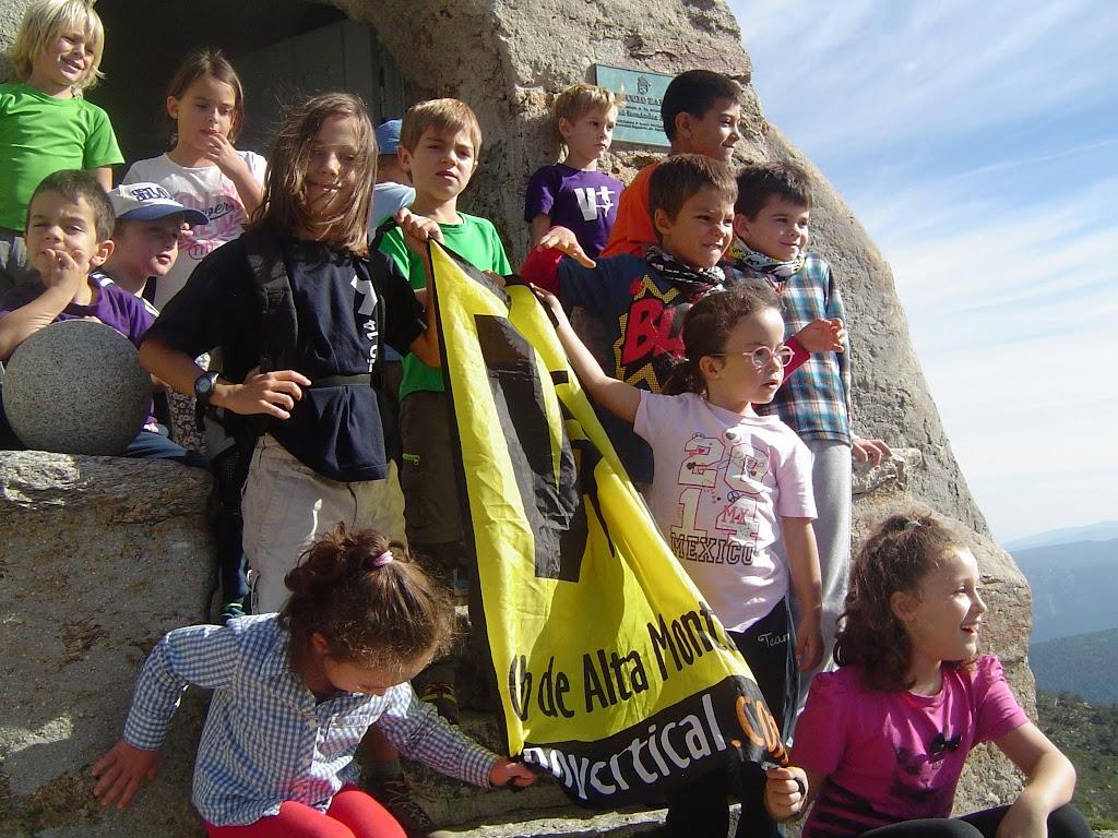 ESCUELA BABY - Laguna Grande de Peñalara - 21 Octubre 2014