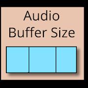 Audio Buffer Size  Icon