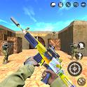 Gun Strike Action - Fps Shooting Games 2020 icon