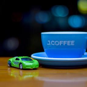 Coffe & Hotwheel by Achmad Sutanto - Food & Drink Alcohol & Drinks ( #coffe, #hotwheel, #fooddrink, #drink )