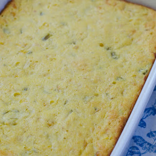 Jiffy Mexican Style Cornbread Recipe
