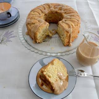 Apple Irish Cream Cake.