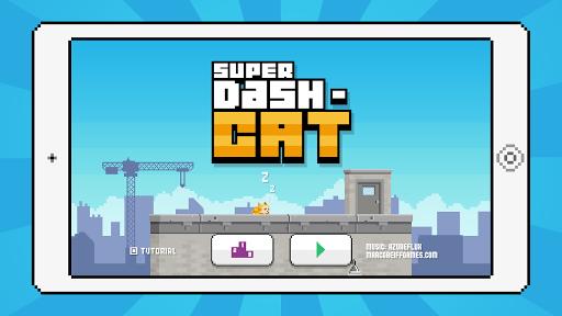 Super Dash-Cat
