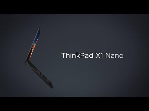 ThinkPad X1 Nano Gen 1 Sizzle