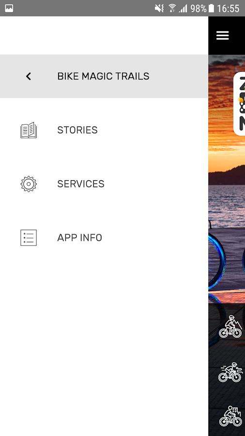 Zadar Bike Magic- screenshot