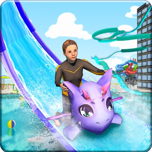 Water Slide Adventure 2