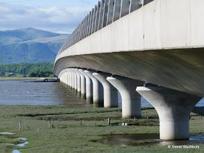 Photo: Clackmannanshire Bridge, River Forth