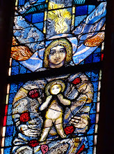 Photo: Liebfrauenkirche: Glasfenster 1