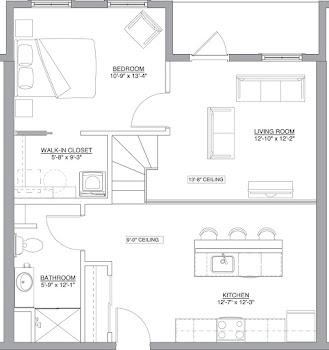 Go to The Fredrick Floorplan page.