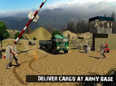 OffRoad US Army Transport Sim 9