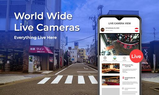 Earth Online Live World Webcams screenshot 13