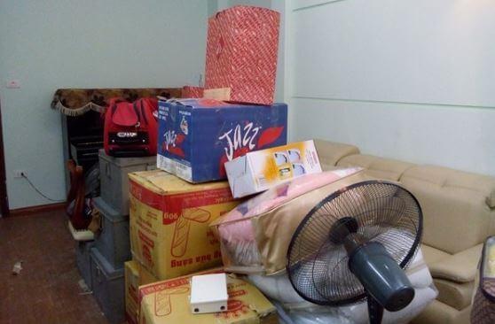 Sắp xếp và lựa chọn đồ đạc khi chuyển trọ