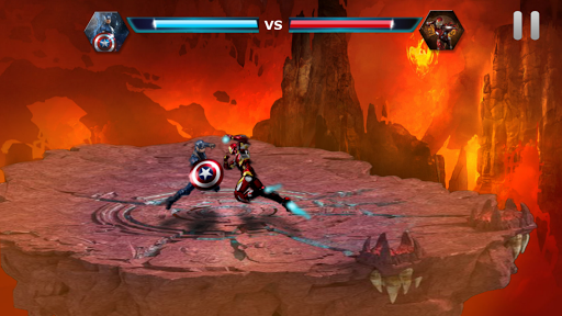 Mortal Heroes: Gods Fighting Among Us Hero Battle 1.0 screenshots 6