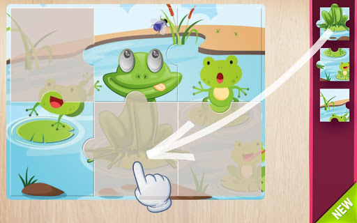 Animals Puzzle for Kids 2.0.4 screenshots 13