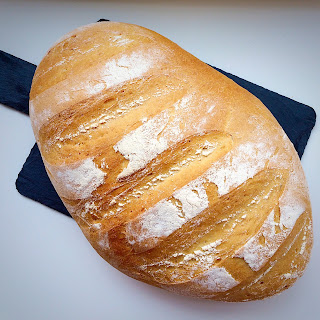 Large White Bloomer Recipe