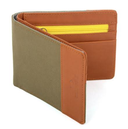 BillyBelt Wallet khaki green