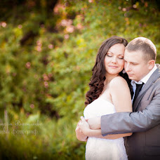 Wedding photographer Aleksandra Grusha (Vazileva). Photo of 27.11.2012
