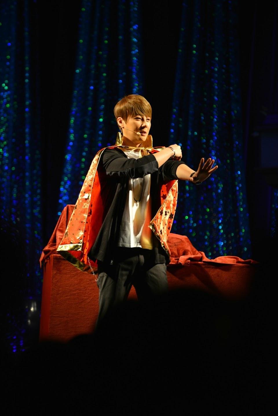 hyesung-magic show