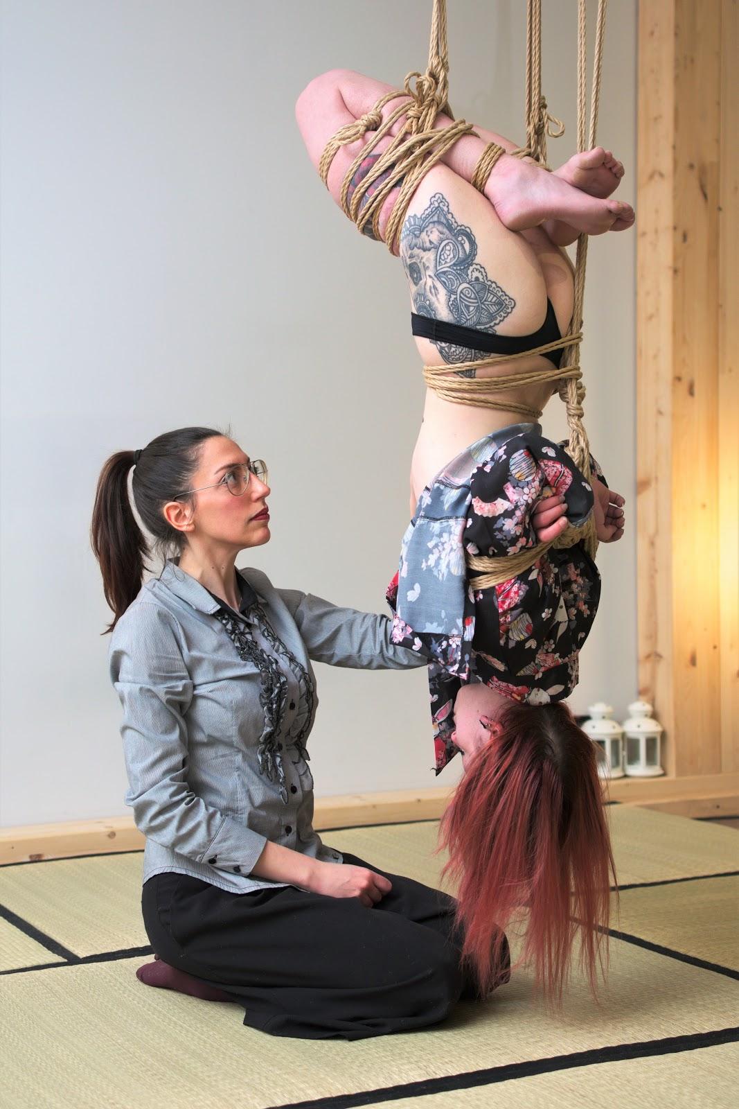 Alithia Maltese spiega cos'è il bondage