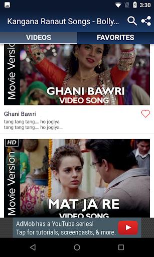 Kangana Ranaut Songs - Bollywood Video Songs photos 2