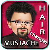 Hair Style & Mustache Changer