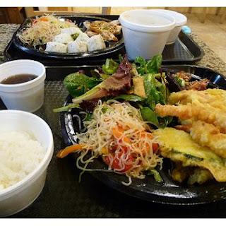 Oriental Chicken Noodle Salad