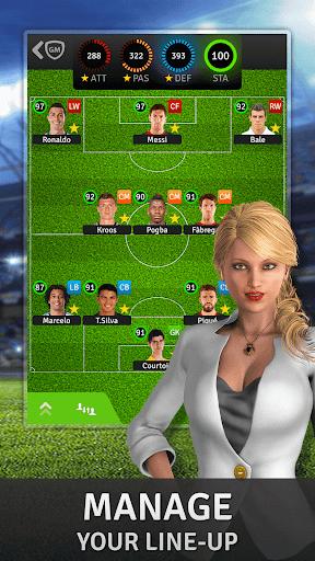 Golden Manager - Football Game 1.13.10 screenshots 1