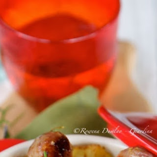 Oven Roasted Sausages & Potatoes with Paprika