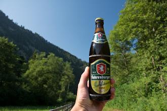 Photo: No i jeszcze jedna przerwa tego dnia na piwo ;)