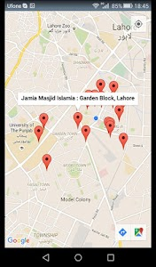 Mobile Location Tracker Map screenshot 9