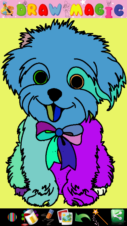 Coloring Pages for kids- screenshot