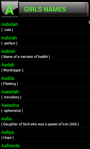 Download New Muslim Names 2018 On Pc Mac With Appkiwi Apk Downloader