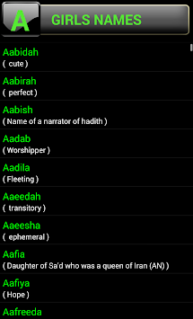 Download New Muslim Names 2018 Apk Latest Version App For Android