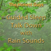Guided Sleep Talkdown With Rain Sounds