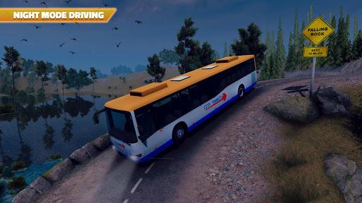 Offroad Bus Hill Driving Sim: Mountain Bus Racing 1.2 screenshots 9