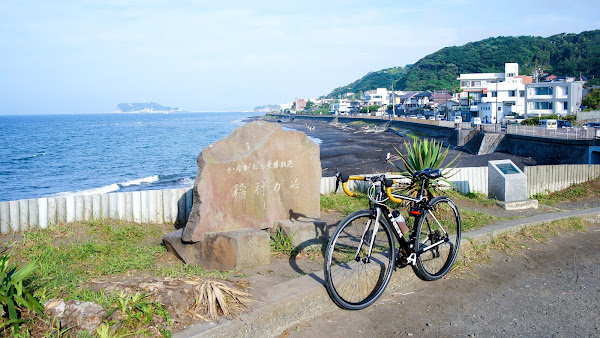 自転車 江ノ島ライド Trek Madone