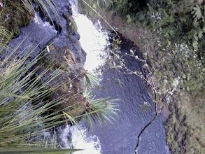 Photo: On top of Te Rere I Oturu Falls