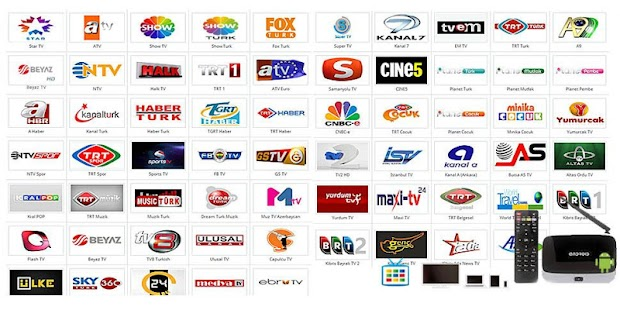 Giniko Turkish TV for GoogleTV- screenshot thumbnail
