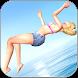 Beach Flip Diving