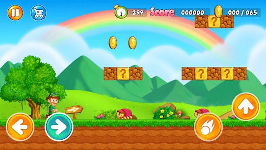 Super Jake's Adventure – Jump & Run! Apk Download For Android 1