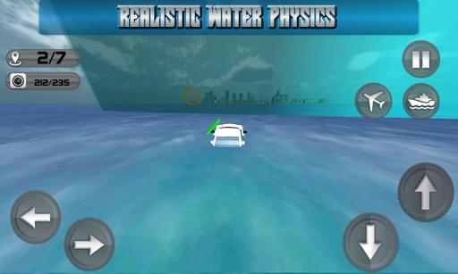 無料模拟Appのフローティングボート車:フライング車|HotApp4Game