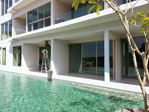 Photo: Pool view, Karon Hill