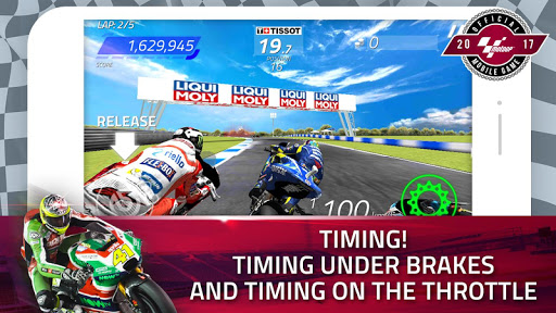 MotoGP Racing '17 Championship  screenshots 2