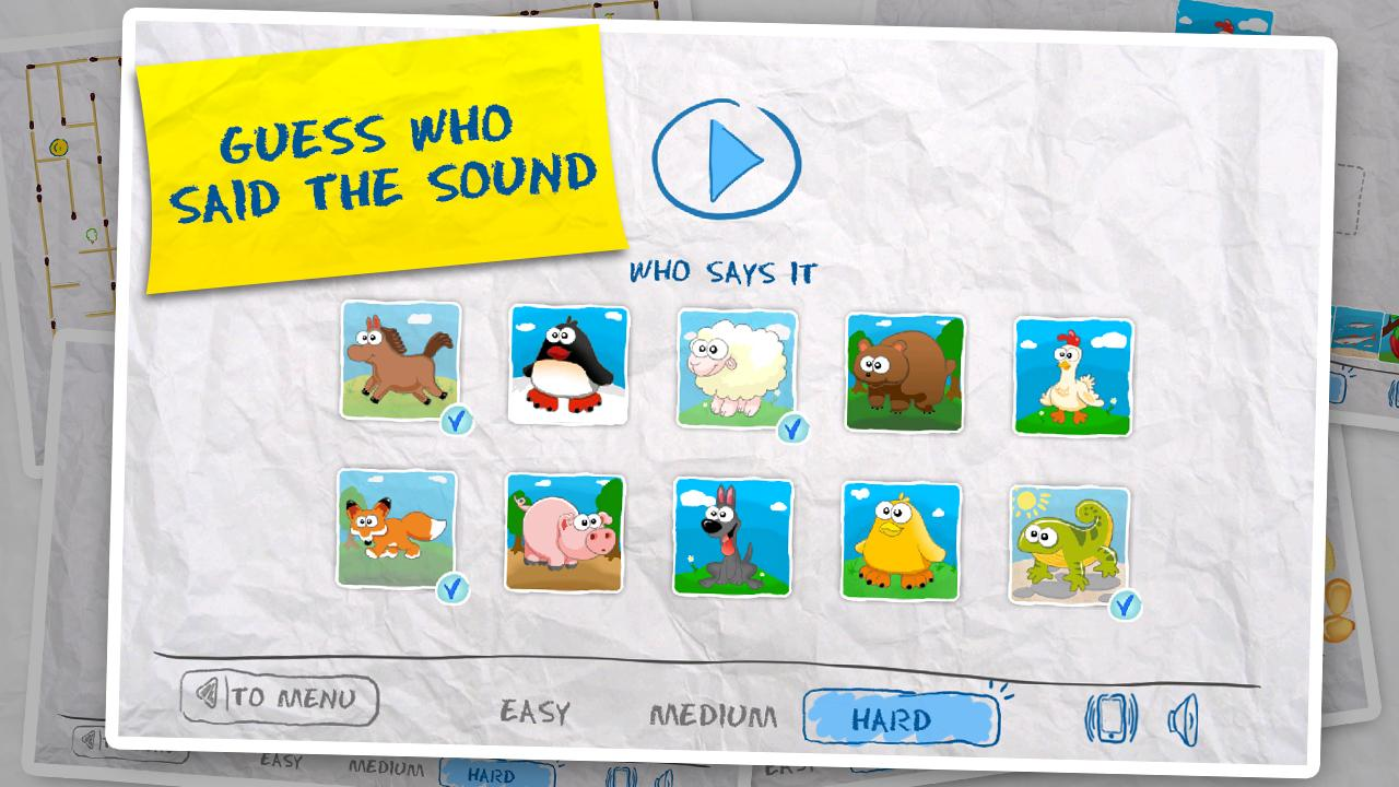 Kids Games (10 in 1)- screenshot