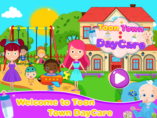 Toon Town: Daycare apklade screenshots 1
