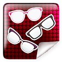 Glasses Selfie Camera Booth icon